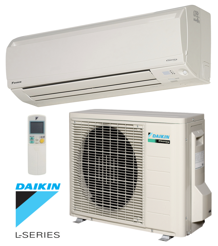 daikin split system air conditioner ftxs60lvma airpro perth perth air conditioning. Black Bedroom Furniture Sets. Home Design Ideas