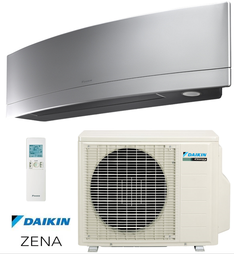 daikin zena split system air conditioner ftxj50pvmas airpro perth perth air. Black Bedroom Furniture Sets. Home Design Ideas